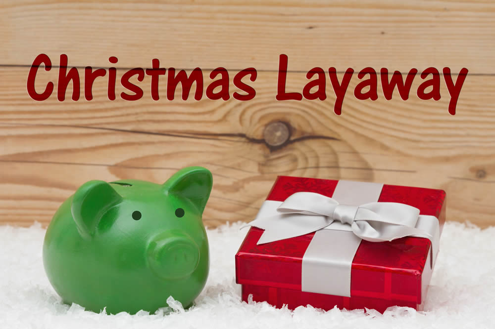 Holiday Layaway or Credit Terms at Motch Jewelers